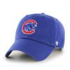 Chicago Cubs Blue 47Brand MLB Strapback Clean Up Hat