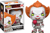 IT (2017) - Pennywise with Balloon Pop! Vinyl Figure
