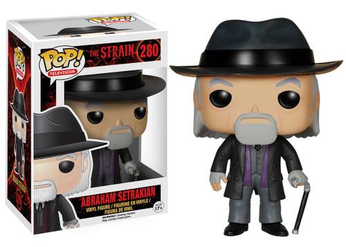 Abraham Setrakian - The Strain - Pop! Television Vinyl Figure