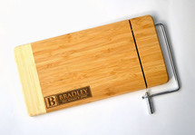 Bamboo Cheese Slicer Style 4