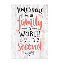 Time spent with family