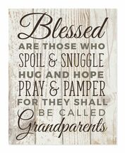 Blessed are those who spoil