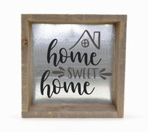 Home sweet home (Metal/Box)