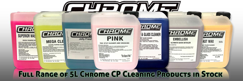 Chrome Northwest 5L Truck Cleaning Range Lymm
