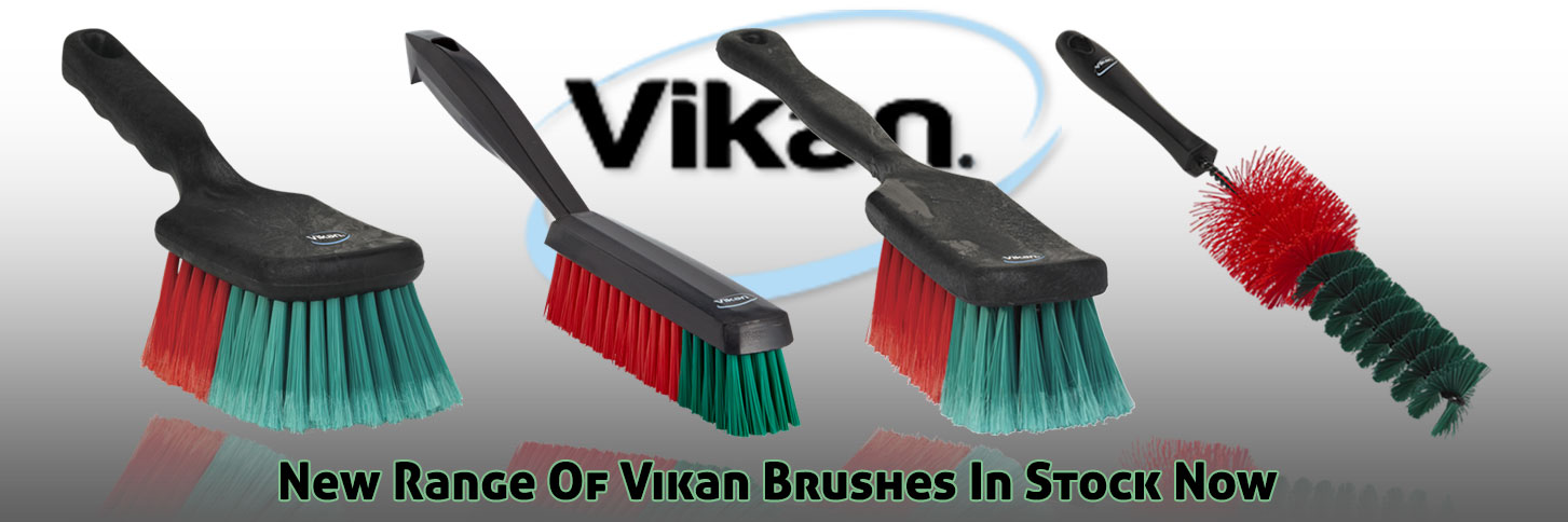 Vikan Truck Cleaning Brushes