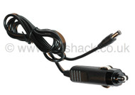 Portable TV power lead - 2.5mm DC plug