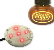 Poppy 12/24v LED base - Various colours