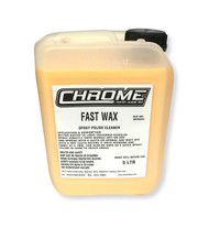 Chrome Fast Wax Polish 5 Litre Container
