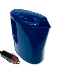 All ride 24 Volt blue soft touch Kettle