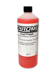 Chrome Cool Fresh 1L bottle
