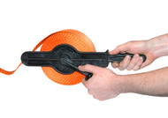 StrapWinder - Original and Genuine Truck Ratchet Strap Winder. NEW ALL-ABS Version. Now Even Stronger!