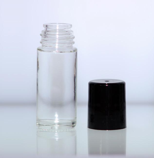 30 Ml 1 Oz Glass Roll On Bottle W Ball Amp Caps