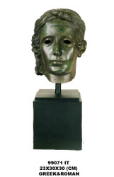Greco-Roman Reproduction Mask - Final Sale