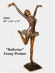 Ballerina - SALE!  - Take an Extra 25% Off - Discount Applied at Checkout