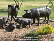Pig Family - SALE!