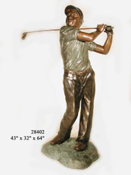 Golfer - Full Swing - SALE! - Take an Extra 25% Off - Discount Applied at Checkout