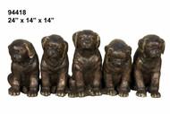 5 Little Pups - SALE!