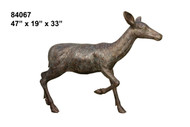 "Freestanding Baby Doe, 47"" Design"
