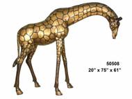 "61"" Giraffe"