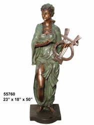 Female Musician - Greco-Roman