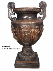 """Greco-Roman Urn - 36"""" Design"""