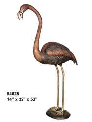 Flamingo - Bronze Patina