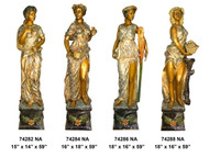 Maidens - Four Seasons - Special Patina, Style NA