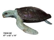 Sea Turtle - Special Patina, Style NE