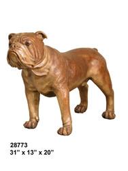 Bulldog on all Fours - Design B - SALE!