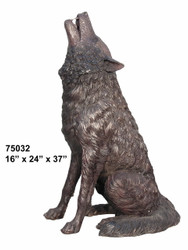 Howling Wolf - SALE!