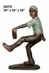Varsity Baseball Pitcher
