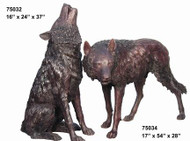 Pair of Wolves - SALE!
