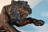 13' Monumental Roaring Tiger Mascot