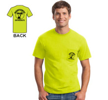 Manitowoc Crane Enthusiast short sleeve shirt with POCKET - IN STOCK