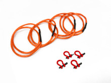 Shackle and Round Sling Set