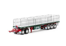 1:50 diecast scale model of MaxiTRANS Freighter Road Train Set - Membrey