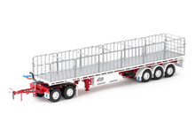 1:50 diecast scale model of MaxiTRANS Freighter Road Train Set - BBG
