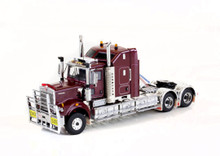 Kenworth C509 Sleeper- Vintage Burgundy