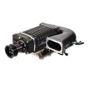 Whipple Supercharger - 2.3L W140 - Black - 2001-2004 Ford F-150 Lightning with Cold Air and EGR WK-2001TB