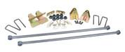 LFP True 58' Torque Arm Traction Bar Kit Gen 2 Ford F150 SVT Lightning 02-03 Harley Daidson