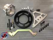 LFP Quick Change Lower Pulley Kit 2003-04 Ford SVT Mustang Cobra