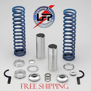 79-04 FORD MUSTANG GRANATELLI COIL-OVER SPRINGS DRAG 200 lb. KIT GMCO7998DR NEW! GM-CO7998DR (GMCO7998DR)
