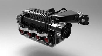 Whipple 2.9L Ford SVT F-150 Raptor 6.2L Supercharger WK ...