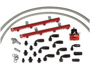 1999-04 FORD F-150 SVT LIGHTNING 02-03 HARLEY SUPERCHARGED AEROMOTIVE FUEL RAIL SYSTEM