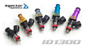 INJECTOR DYNAMICS 1300CC INJECTORS 1300.60.14.14.8  FORD 03-04 SVT  COBRA,  99-04 LIGHTNING 02-03 HARLEY FUEL INJECTORS