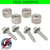 2007-2012 FORD SHELBY GT500 and GT500KR FORD FUEL RAIL SPACER KIT