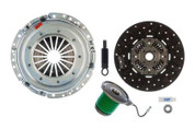 Exedy 2005-2010 Ford Mustang V8 Stage 1 Organic Clutch Includes Hydraulic CSC Slave Cylinder