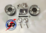 Have one to sell? Sell now 2003-04 FORD SVT MUSTANG COBRA LFP AUXILLARY Double BEARING IDLER PULLEY KIT