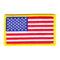 USA Flag Referee Uniform Patch