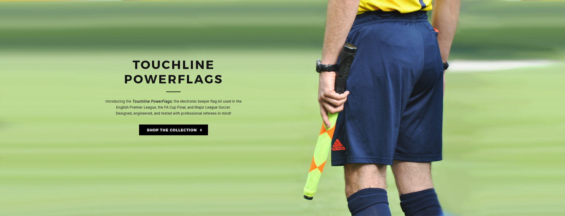 Touchline PowerFlags